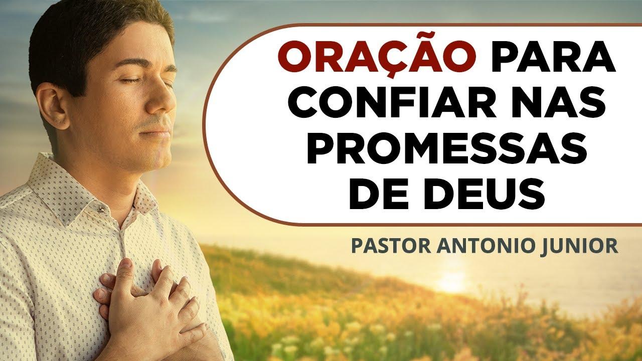 ORAÇÃO DA MANHÃ DE HOJE - Para Confiar nas Promessas de Deus 🙏🏼