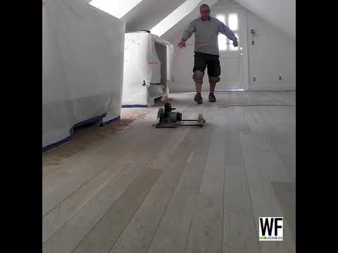 Creating Peg And Groove Floors With A