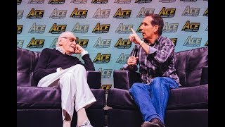 Stan Lee in Conversation with Todd McFarlane at ACE Comic Con Arizona