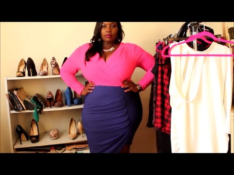 Plus Size Fashion Haul: Featuring Monif C , Eloquii, Ashley Stewart & more