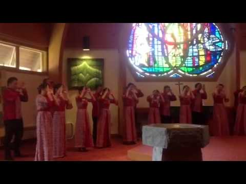 Benedictio Chorale  - Youth Choir from Minahasa North Sulawesi