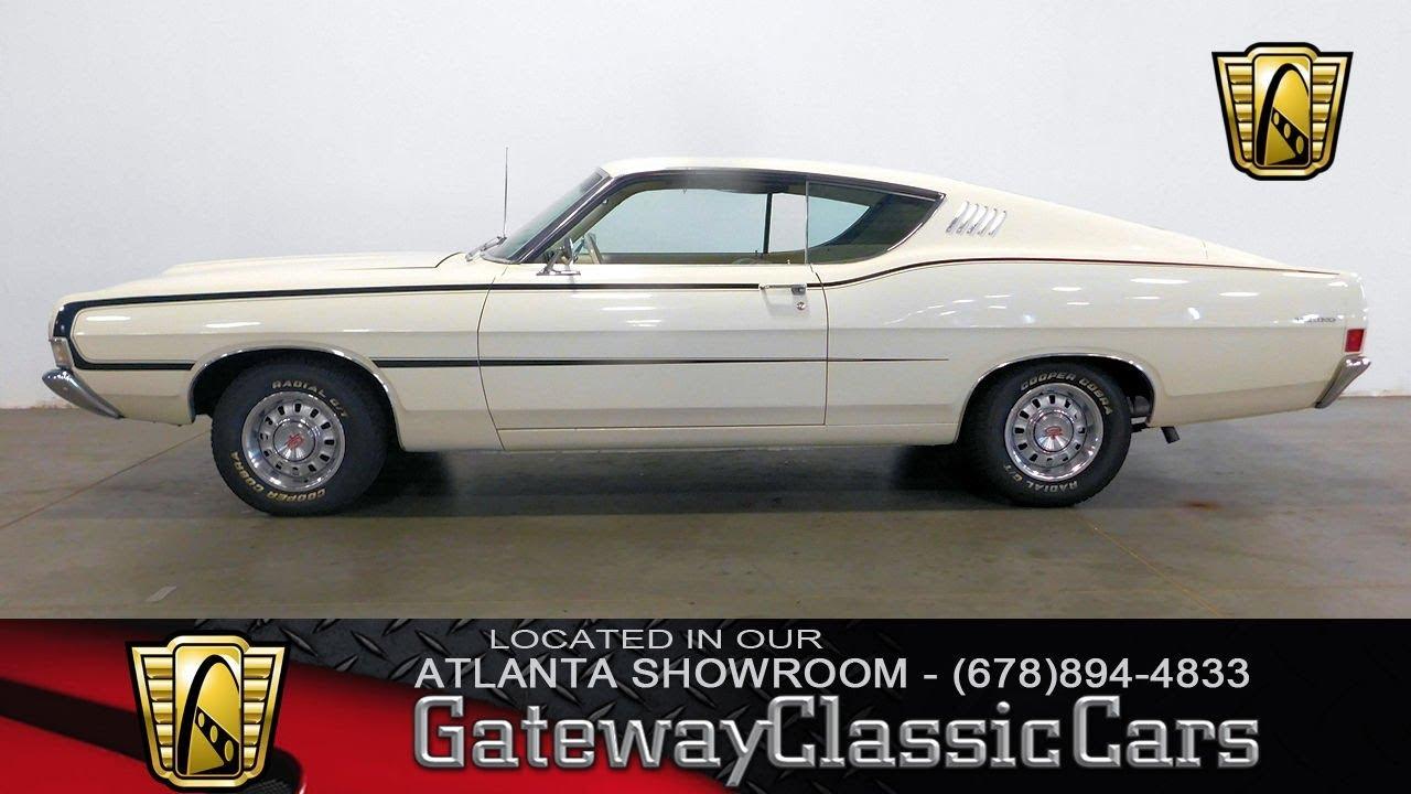1968 Ford Torino GT - Gateway Classic Cars of Atlanta #485