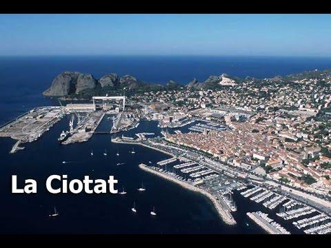Trip 1 day: La Ciotat! (France) 2016.06