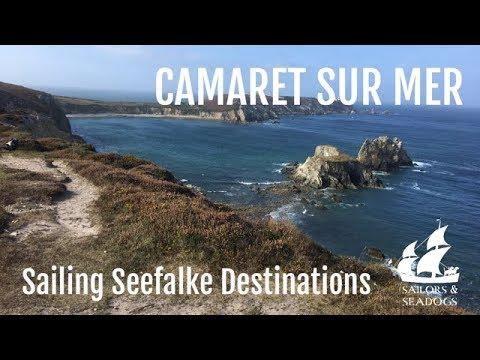 Sailing Destination Camaret-sur-Mer, Brittany, France