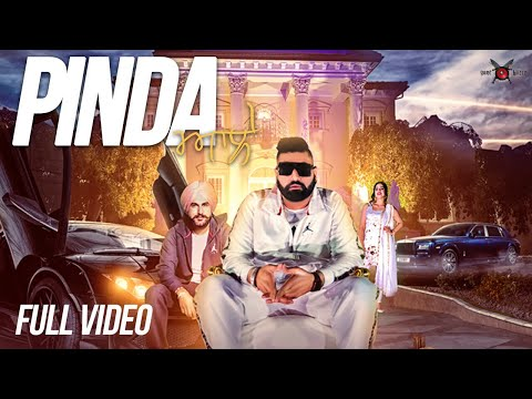 Elly Mangat FT. Amantej Hundal I PINDA AALE (Full Video) Rupan Bal | Latest Punjabi Songs 2018
