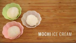 Mochi Ice Cream (my First Attempt)