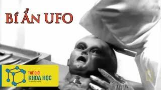 Câu Chuyện Về Người Ngoài Hành Tinh và Các Vật Thể Bay Không Xác Định UFO