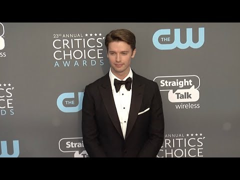 Milo Ventimiglia and Patrick Schwarzenegger at The 23rd Annual Critics Choice Awards