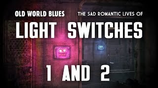Old World Blues 8: Light Switches 1 & 2 - Plus, Details on Saturnite Alloy - Fallout New Vegas Lore