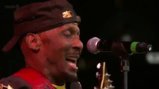 Jimmy Cliff - I Can See Clearly Now Live Glastonbury 2011 HD.avi