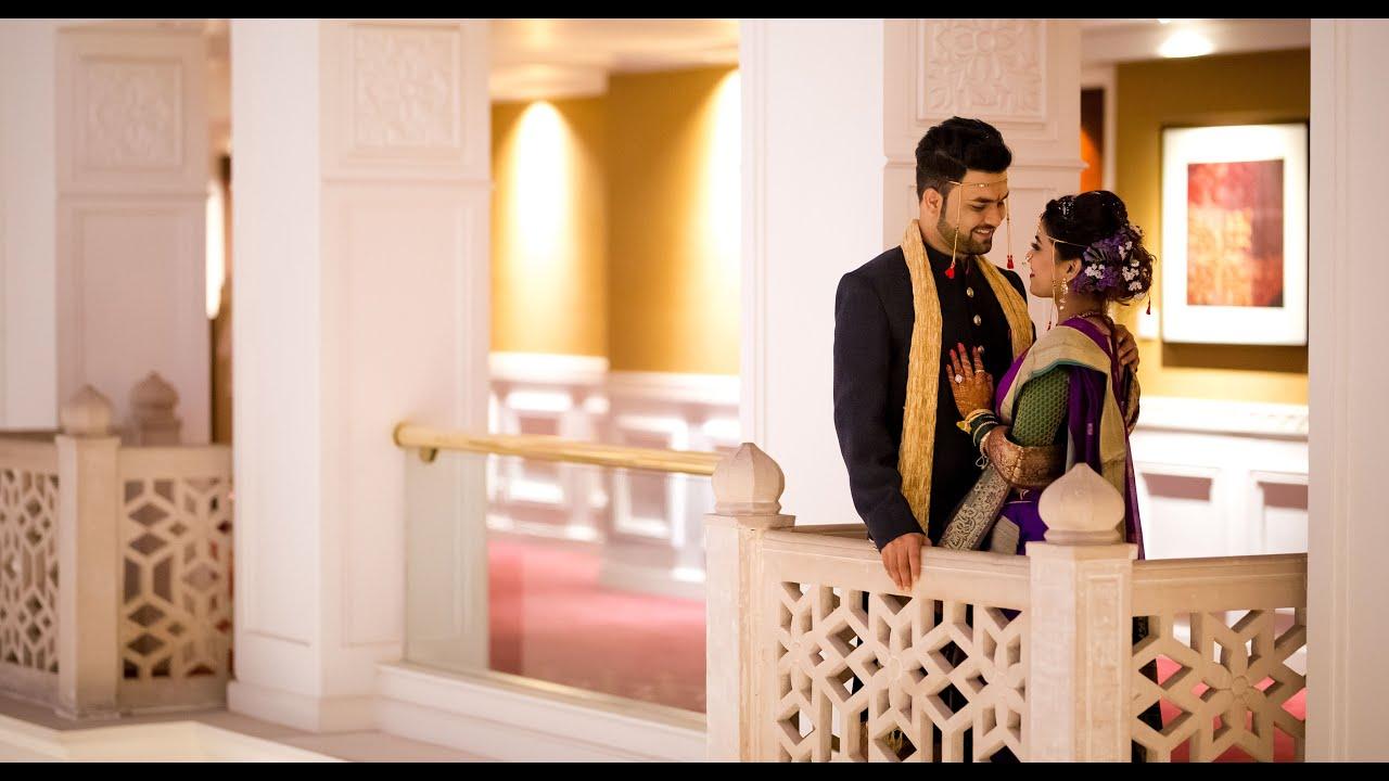 Maharashtrian Wedding Teaser | Sachita - Amit | 2020 ...