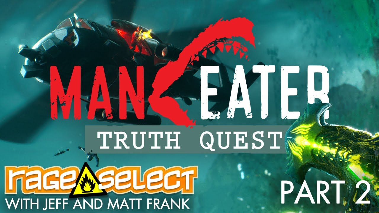 Maneater: Truth Quest (The Dojo) Let's Play - Part 2