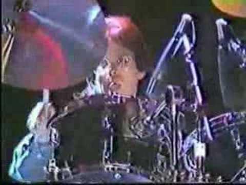Fergie Frederiksen Toto Isolation 1985 Live Soundcheck
