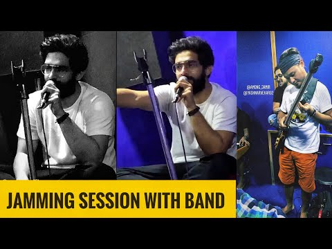 Download Lagu  Amaal Mallik Jamming Session With Band Members || Magical || SLV 2019 Mp3 Free