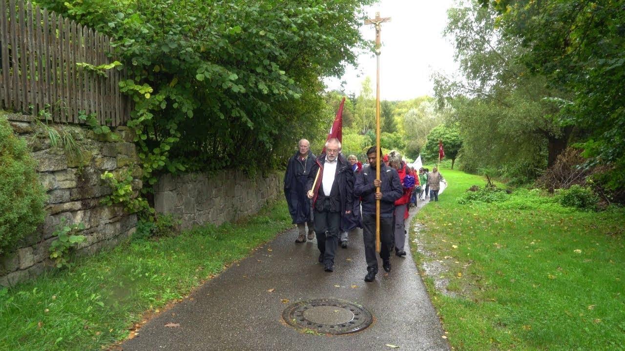 Christus ist das Ziel: Mit Bischof Gebhard Fürst auf dem Martinusweg