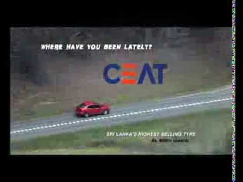 Thumbnail: CEAT Tyres Ad (English)
