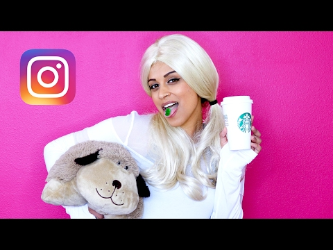 Thumbnail: If People Talked Like Their Instagram Captions