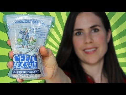 Healthy Salt Substitutes (Change Your Diet, Change Your Life - Pt 2)