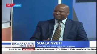 Suala Nyeti: Utafiti uliofanywa na TIFA unaonyesha malezi yamekua duni