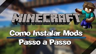 COMO COLOCAR MODS NO MINECRAFT ( RESOLVIDO ) 2018 ◀️ Moinho Gamer ▶️