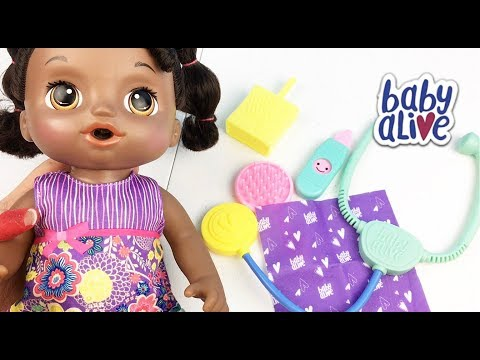 Baby Alive Sweet Tears Baby Name Reveal and Unboxing!