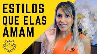 ESTILOS DE CABELO MASCULINO QUE AS MULHERES AMAM