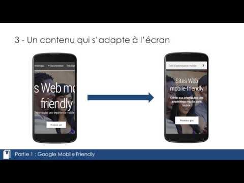 Tuto Gratuit : Optimisez votre référencement mobile en 4 étapes