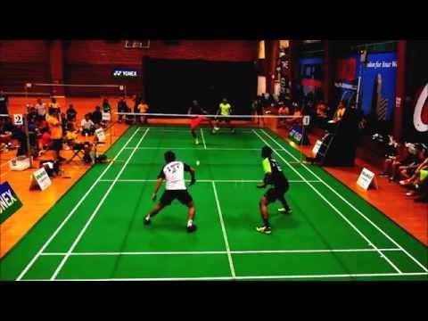 OMD 05 Final Holvy Leonard De Pauw & Minh Quang Nguyen vs  Charles Gu & Sheng Lyu 11082015