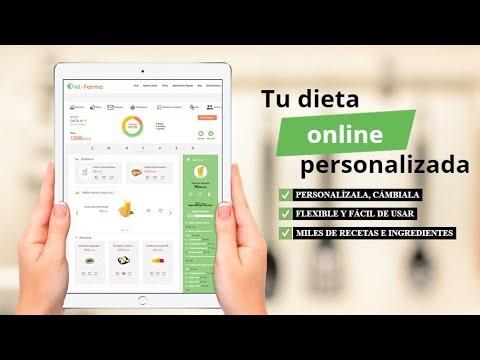 Dietas personalizadas gratis online