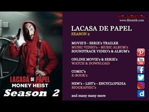 Money heist season 2 hd download   Money Heist TV show download free
