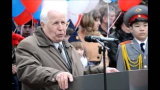 В сквере Комсомольского поселка открыли памятник Гагарину