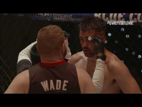 Made 4 The Cage 21 - Supremacy - John Maguire VS Colin Fletcher