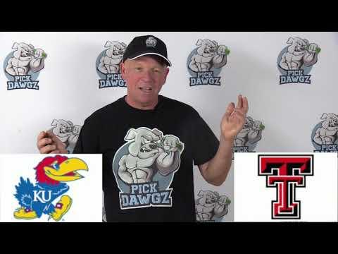 Kansas vs Texas Tech 3/7/20 Free College Basketball Pick and Prediction CBB Betting Tips