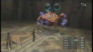 "Lost Odyssey - Immortal One Boss ""Ultimate Boss"""