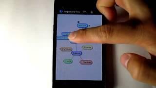 Урок №13.3 Simplemind умственные карты для Андроид