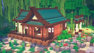 Minecraft | How to Build a Japanese House