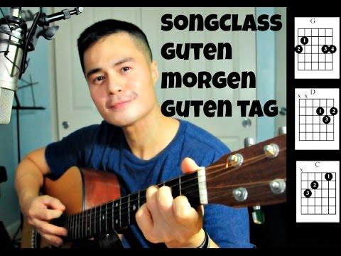 Songclass Learn To Play Guten Morgen Guten Tag Learn German By Jc Van Luyn