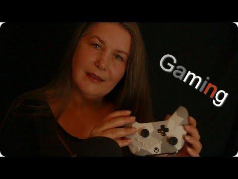 ASMR ✽ Gaming Store Roleplay ✽ in German Deutsch