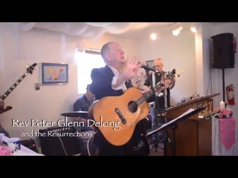 Make The World Go Away(Cover Eddy Arnold)  Rev Peter Glenn Delong and the Resurrections
