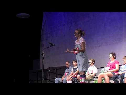 25th Annual Putnam County Spelling Bee - My Friend the Dictionary HD