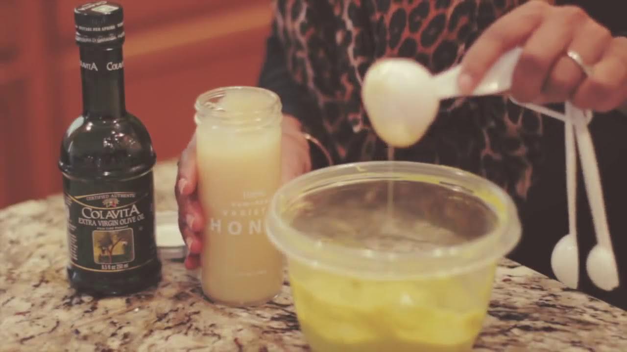 Natural Hair Moisturizer