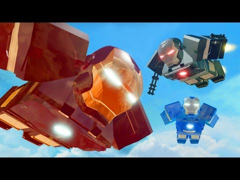All Iron Man Suits In Roblox Iron Man Simulator! Gameplay, Tips And Tricks