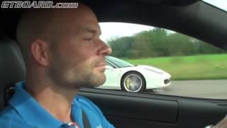 видео Ferrari 599 GTB Fiorano