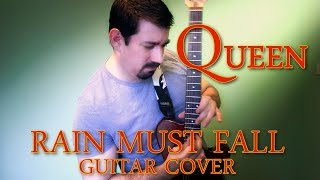 Queen - Rain Must Fall - Cover
