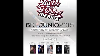 SD MAMBO vs DOBLEKO TEAM - FINAL BOTY IBERICA 2015