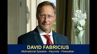 Motivational Speakers London | David Fabricius | Your Motivational Speakers in London