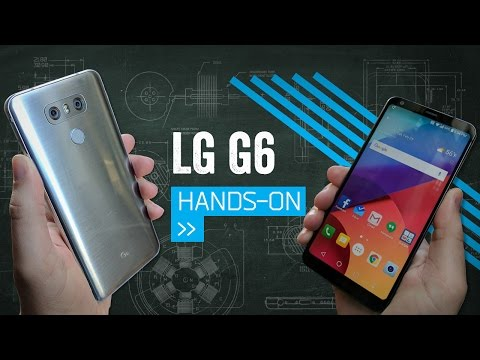 LG G6 Hands-On [VIDEO]