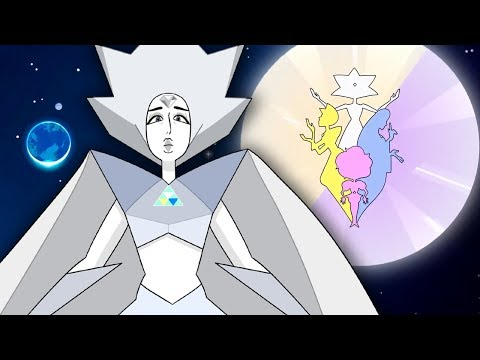 WHITE DIAMOND IS HERE! THE TIME HAS COME FOR NEW STEVEN UNIVERSE EPISODES! - Steven Universe News