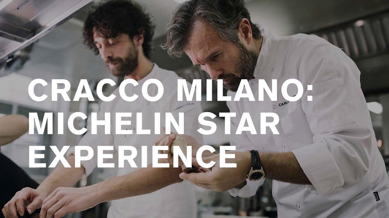 Carlo Сracco: Michelin star experience in Milano