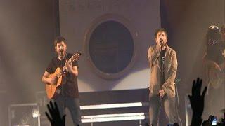 Estopa arrasa en su concierto en Madrid